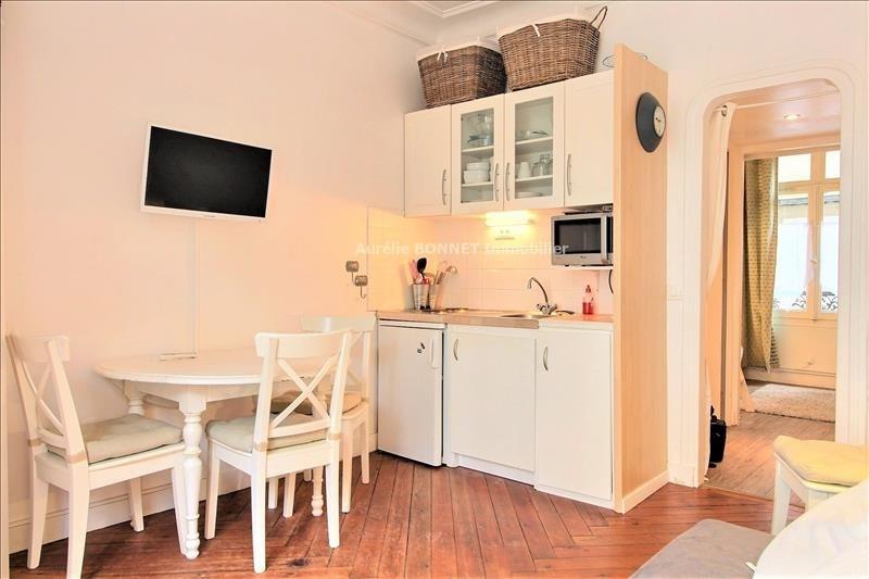 Sale apartment Trouville sur mer 130000€ - Picture 2