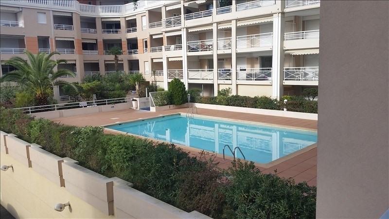 Location appartement Le golfe juan 850€ CC - Photo 7