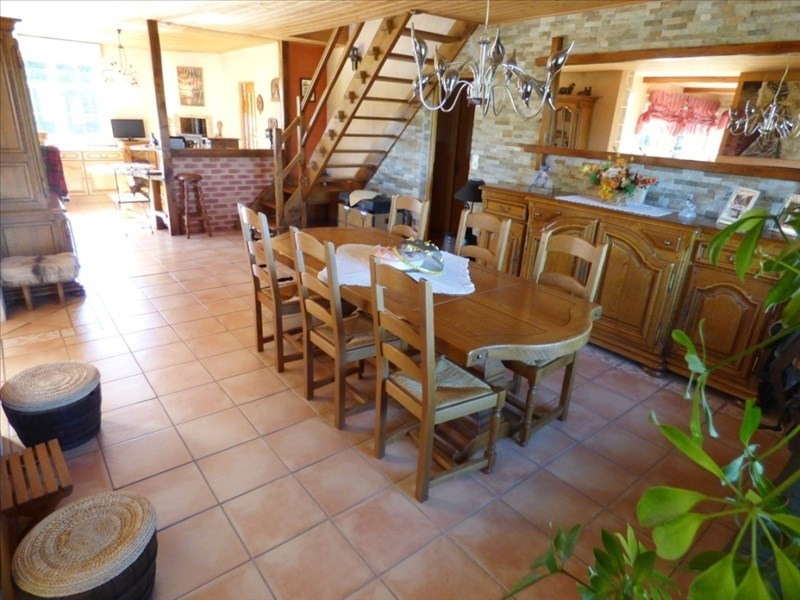 Vente maison / villa Parce 243 000€ - Photo 4
