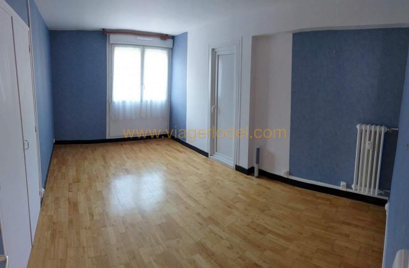 Life annuity apartment Bagnols-sur-cèze 70000€ - Picture 1
