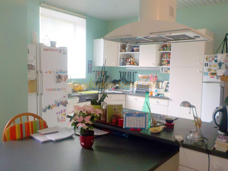 Viager appartement Antibes 850000€ - Photo 7