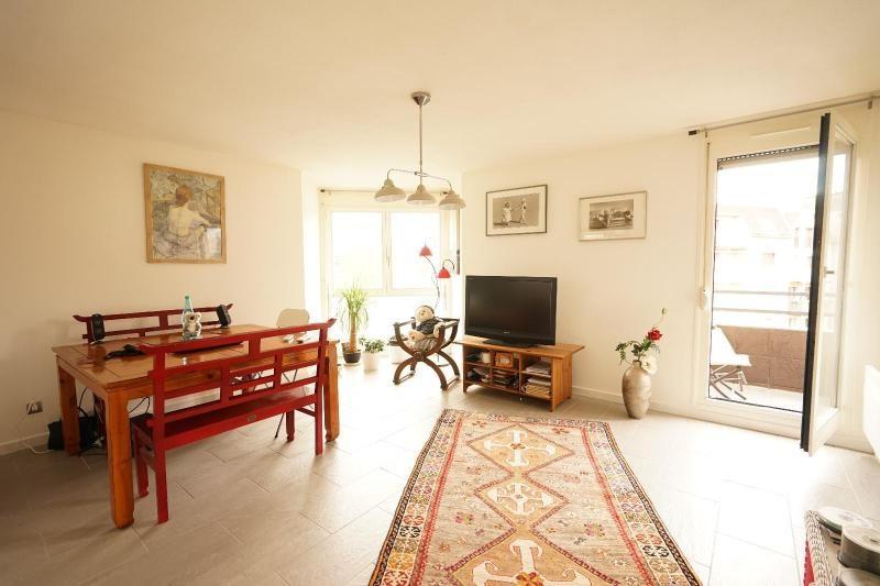 Verkoop  appartement Strasbourg 118000€ - Foto 2