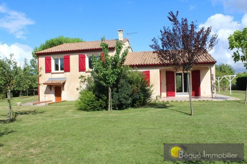 Vente maison / villa 5 mns pibrac 387 000€ - Photo 1
