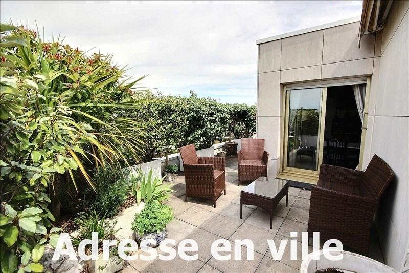 Sale apartment Levallois perret 476000€ - Picture 2