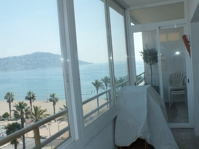 Location vacances appartement Roses santa-margarita 344€ - Photo 3