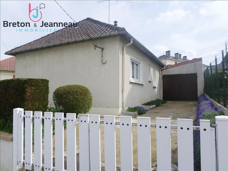 Vente maison / villa St berthevin 54500€ - Photo 1