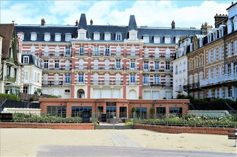 Vente appartement Trouville sur mer 134000€ - Photo 2