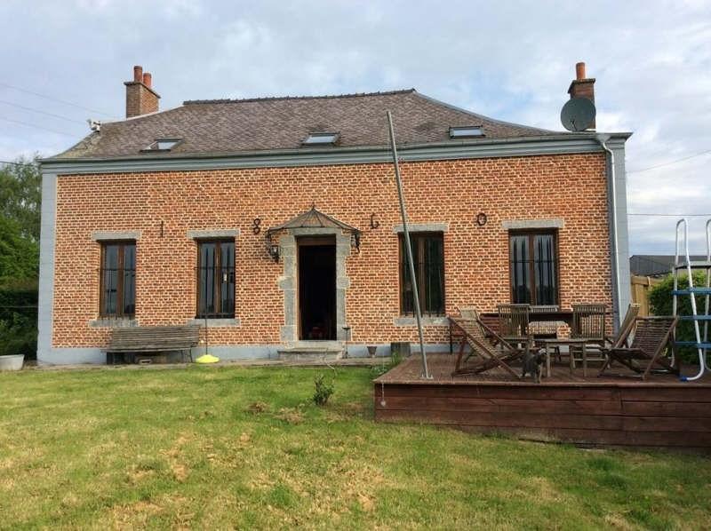 Sale house / villa Avesnes sur helpe 199700€ - Picture 1