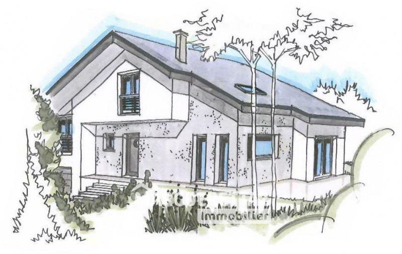 Sale house / villa Viuz-en-sallaz 435000€ - Picture 1