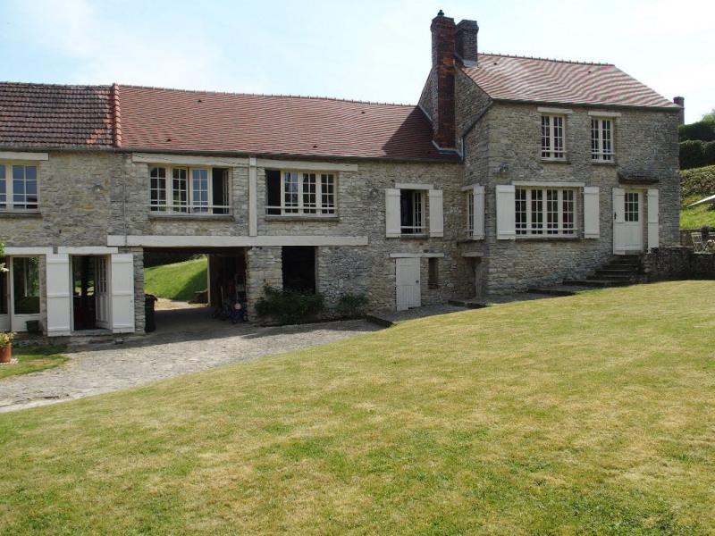 Deluxe sale house / villa Goussonville 699000€ - Picture 1