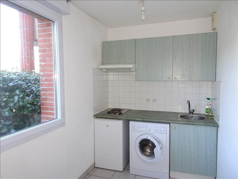 Investment property apartment Toulouse 85 600€ - Picture 3