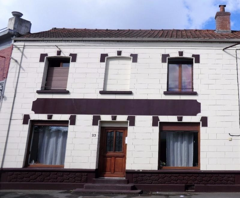 Vente maison / villa Pont a vendin 90 000€ - Photo 1