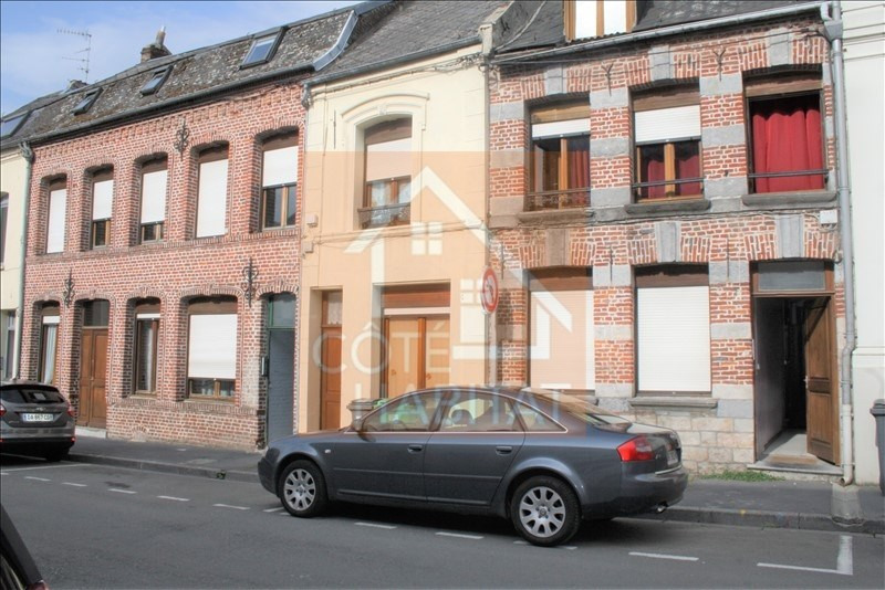 Investment property building Valenciennes 385 000€ - Picture 1
