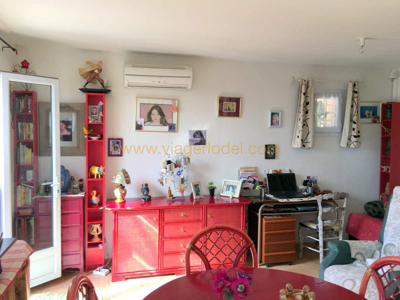 Vendita nell' vitalizio di vita casa Le val 335000€ - Fotografia 11