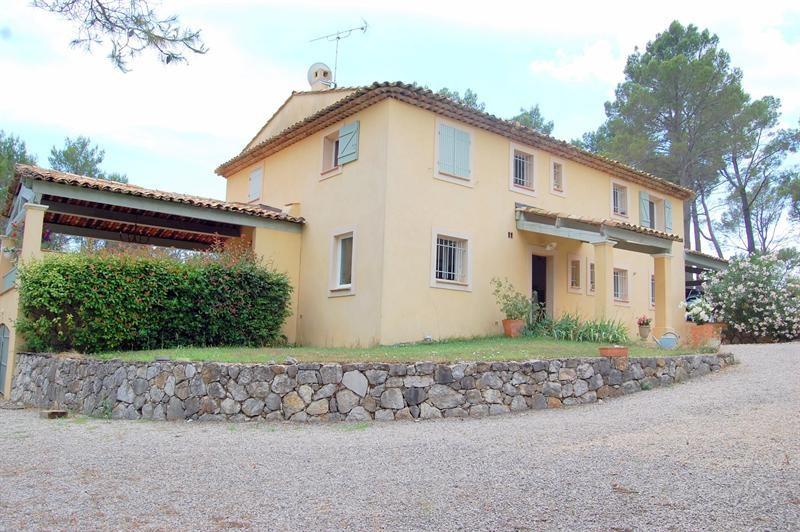 Deluxe sale house / villa Seillans 787000€ - Picture 10