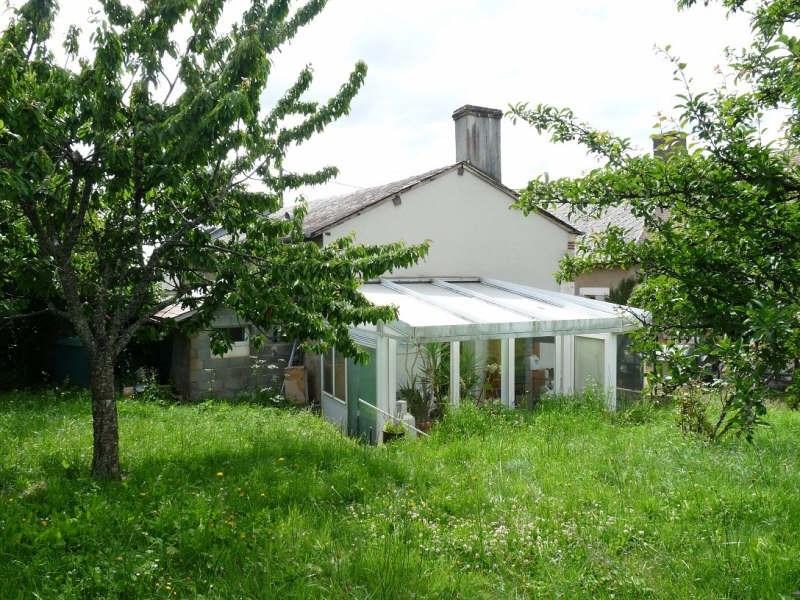 Vente maison / villa Henrichemont 99000€ - Photo 3