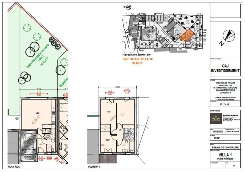 Vente maison / villa Pelissanne 262000€ - Photo 4