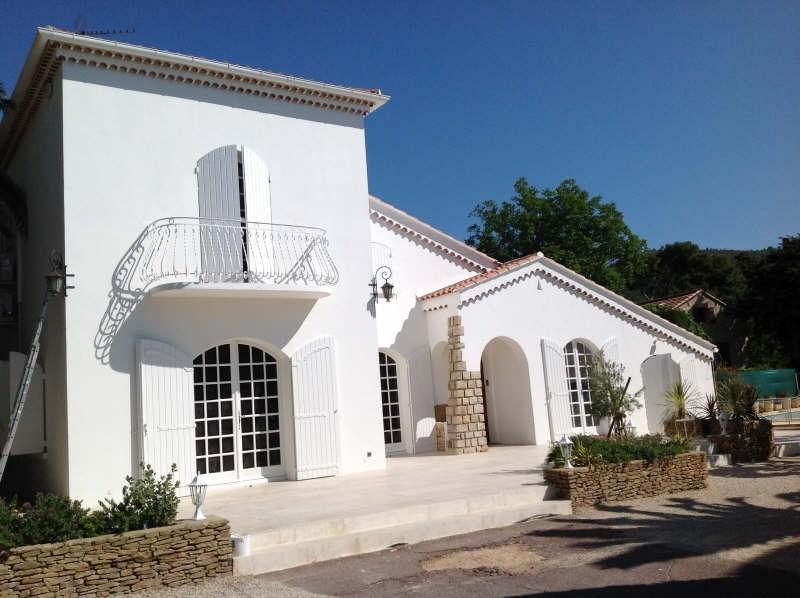Vente de prestige maison / villa Roquevaire 690000€ - Photo 1