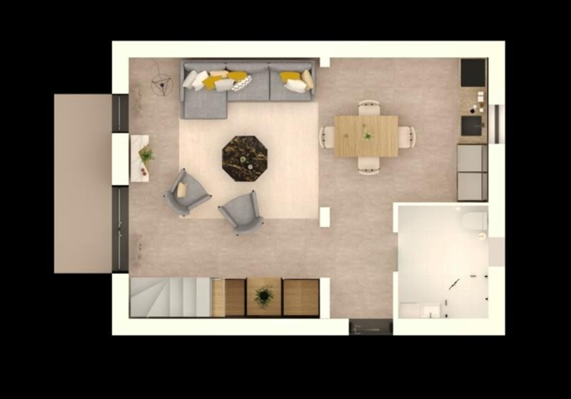 Investment property apartment Elven 165000€ - Picture 6