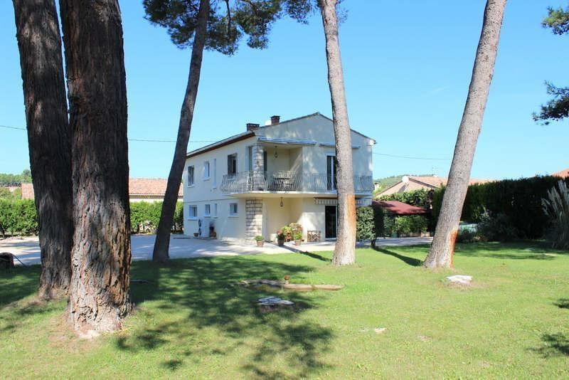 Vente maison / villa Aramon 310000€ - Photo 3