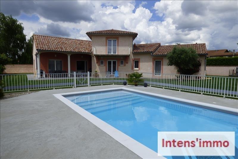 Sale house / villa Bourg de peage 406000€ - Picture 1