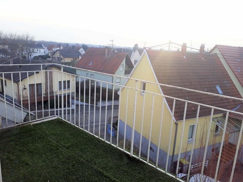 Vente appartement Haguenau 169000€ - Photo 3