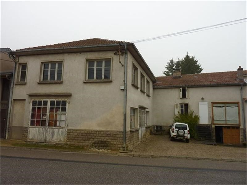 Sale house / villa Favieres 120 000€ - Picture 1
