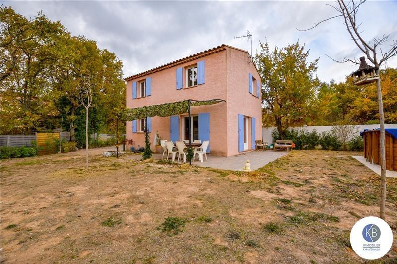 Vente maison / villa Pourrieres 374000€ - Photo 3