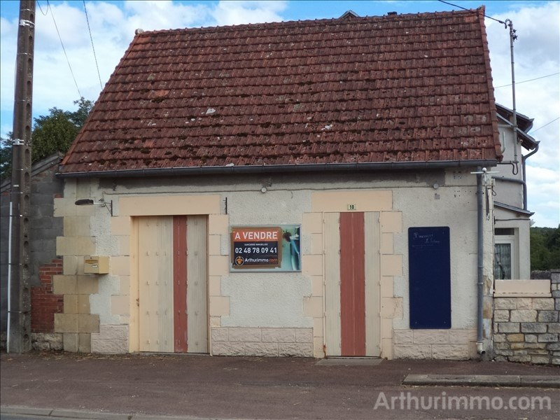 Vente maison / villa Donzy 65 000€ - Photo 2