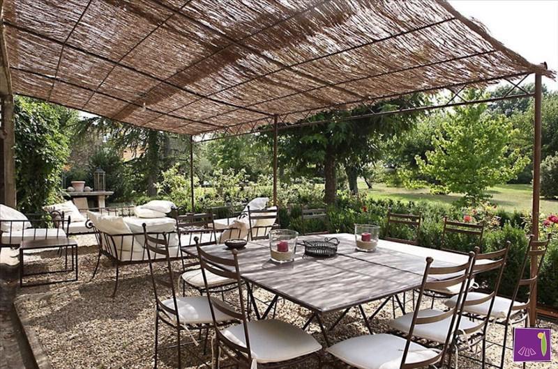 Vente de prestige maison / villa Barjac 525000€ - Photo 10