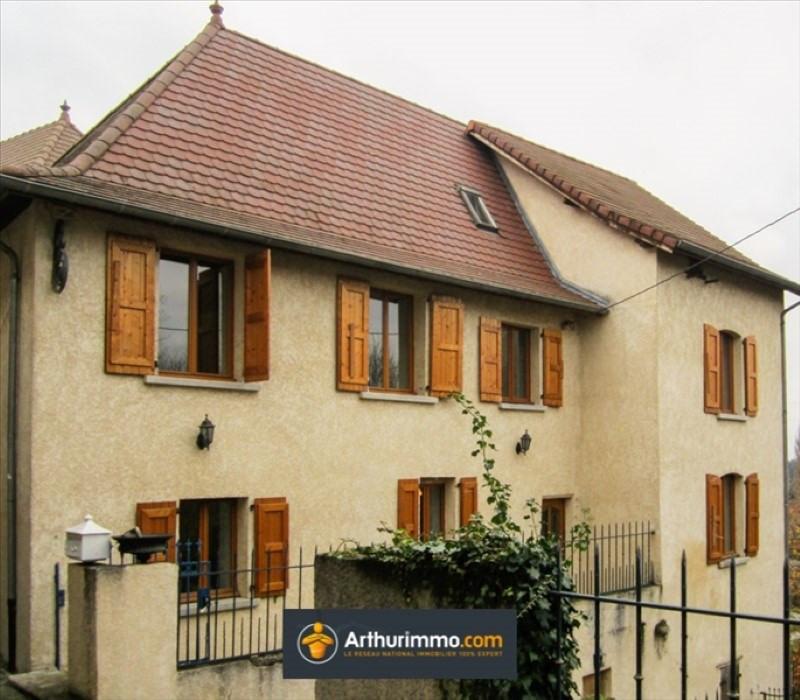 Vente maison / villa Corbelin 168000€ - Photo 1