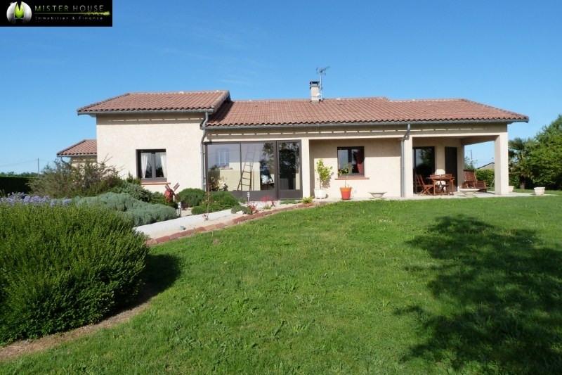 Sale house / villa Montech 315000€ - Picture 1