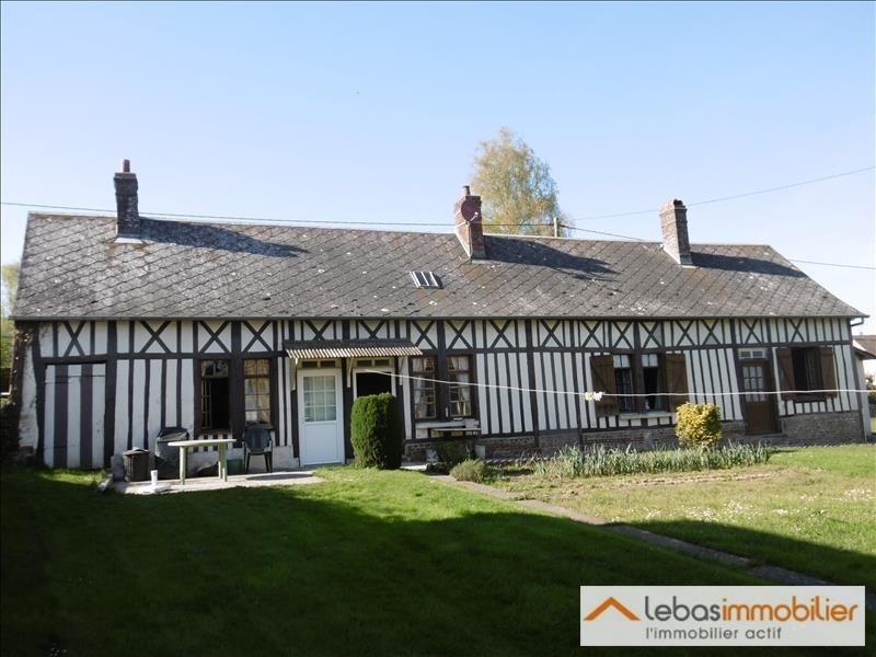 Vendita casa Yvetot 113000€ - Fotografia 1