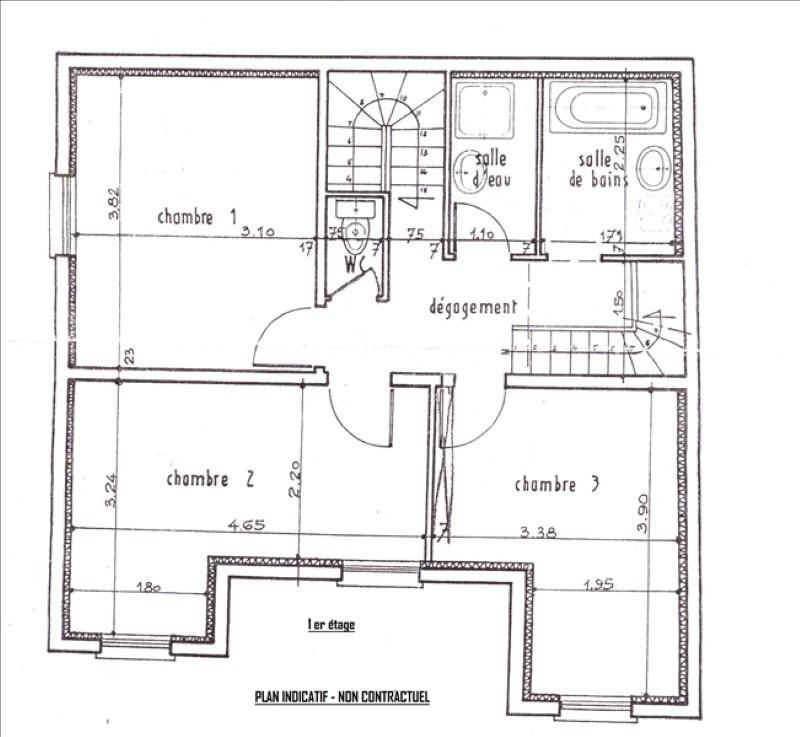 Sale house / villa Vanves 936000€ - Picture 13