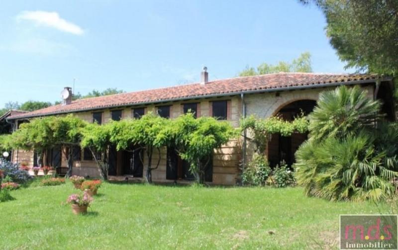 Vente de prestige maison / villa Montastruc-la-conseillere secteur 690000€ - Photo 1