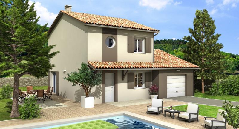 Maison  6 pièces + Terrain 590 m² Vertaizon par VILLAS CLUB Clermont Ferrand