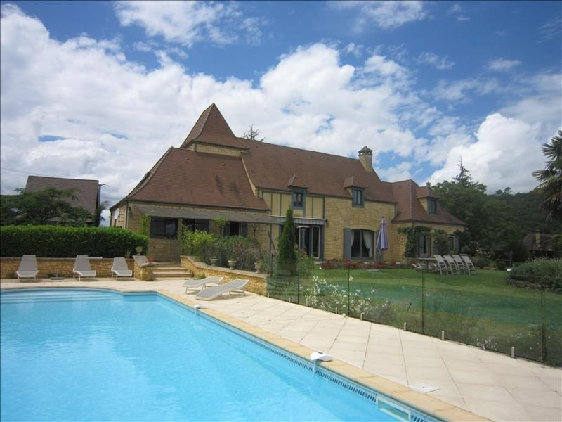Deluxe sale house / villa Vitrac 995 000€ - Picture 3