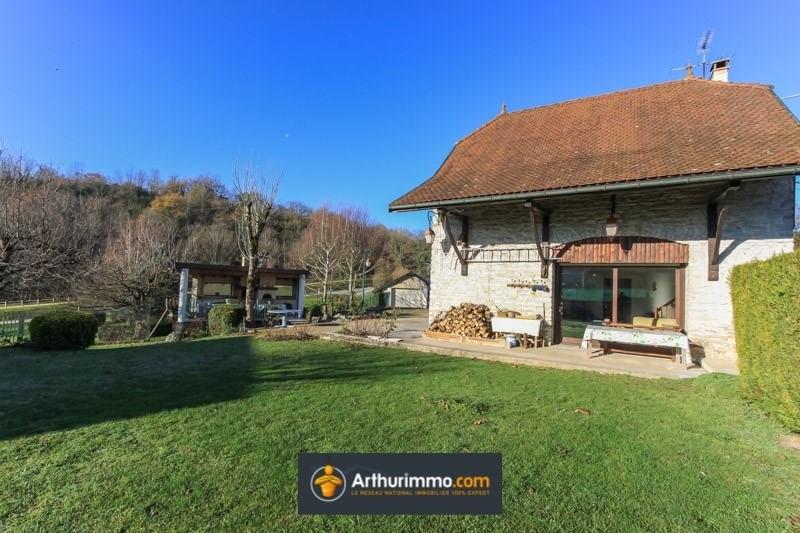 Sale house / villa Morestel 425000€ - Picture 1