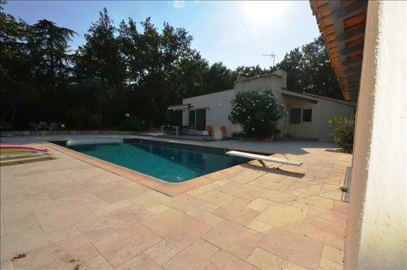 Verkoop  huis Rochefort du gard 475000€ - Foto 1