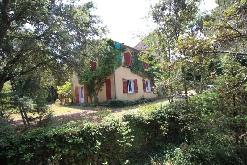 Verkoop van prestige  huis Jouques 650000€ - Foto 3