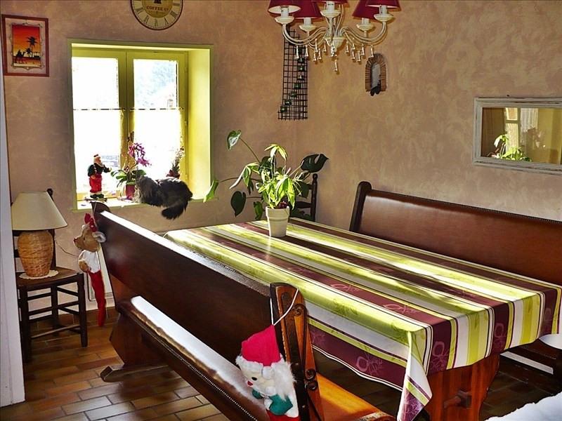 Sale house / villa Le saulcy 116500€ - Picture 2