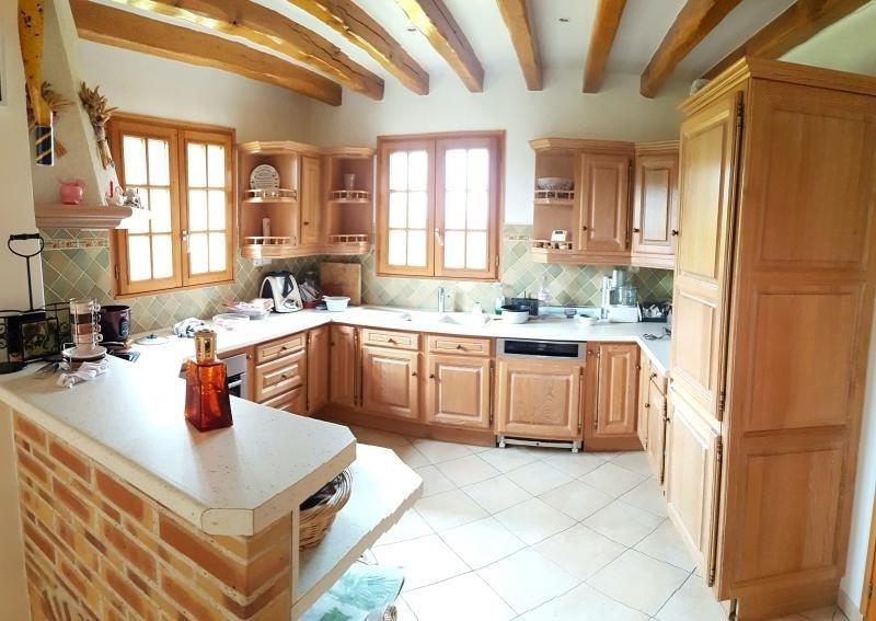 Sale house / villa Ferrieres haut clocher 398000€ - Picture 2