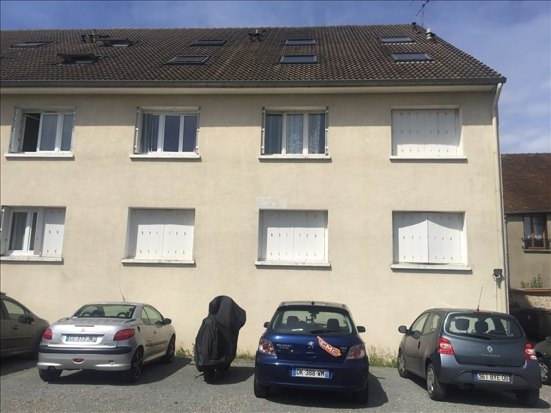 Vente appartement Bretigny sur orge 117 000€ - Photo 1