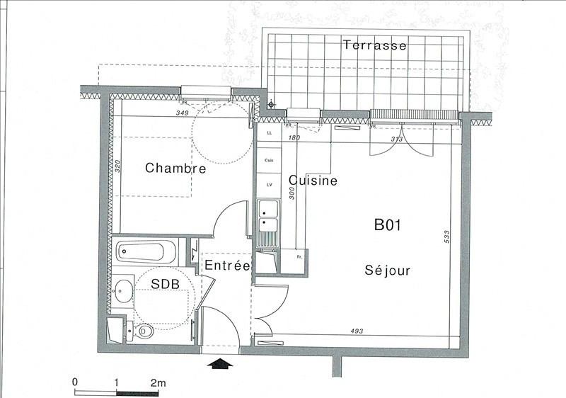 Rental apartment Brou sur chantereine 669,22€ CC - Picture 4