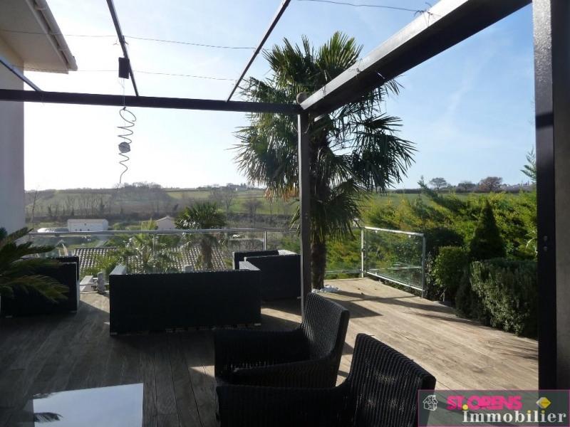 Deluxe sale house / villa Castanet-tolosan 5 minutes 415000€ - Picture 4