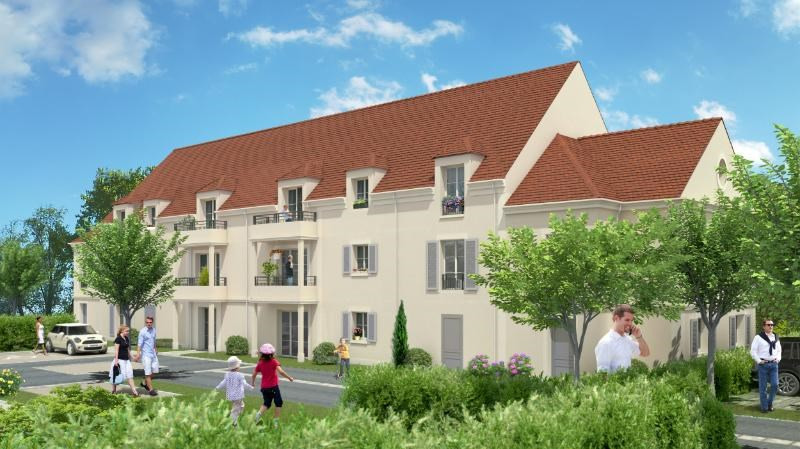 Le domaine de saint aubin programme immobilier neuf ennery for Immobilier neuf idf