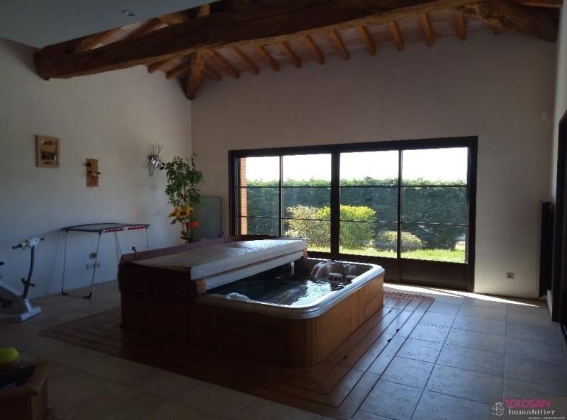 Deluxe sale house / villa Baziege 2 pas 850000€ - Picture 4