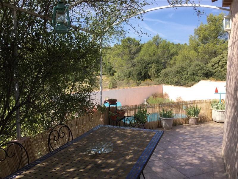 Vente maison / villa Vernegues 386000€ - Photo 10