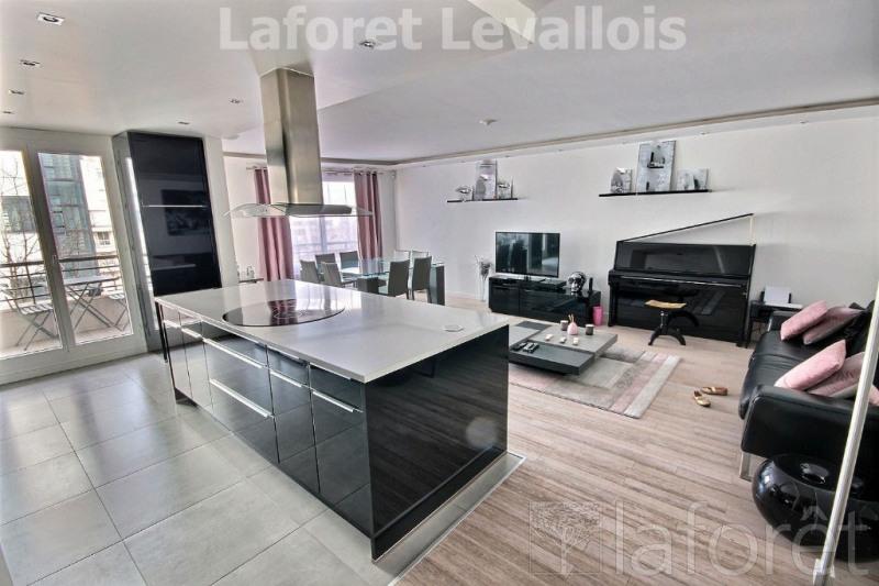 Vente de prestige appartement Levallois perret 1115000€ - Photo 8