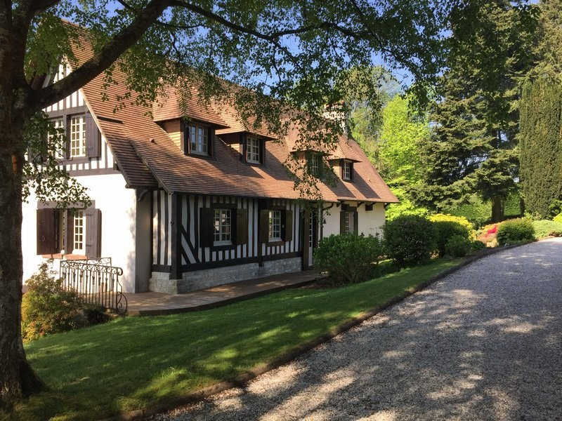 Vente de prestige maison / villa Le breuil en auge 585000€ - Photo 2